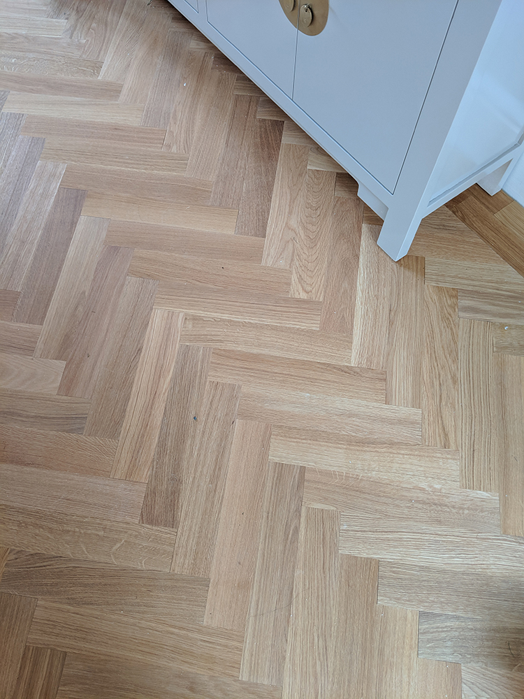 How to lay parquet flooring - a step by step guide